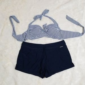 Nautical Bathing Suit